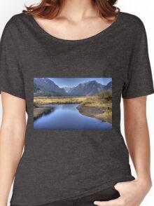 Blue Lagoon Women's Relaxed Fit T-Shirt