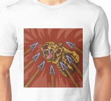 Saber Tooth Tiger Unisex T-Shirt