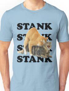 STANK CAT hoot SWAGGIN hoot SHIRT AIGHT Unisex T-Shirt