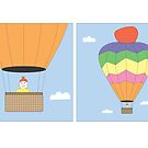 Sikh Air Balloon by Vishavjit Singh
