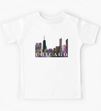 Chicago  Kids Tee