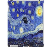 Starry Night Inspiration Dr Who Tardis iPad Case/Skin