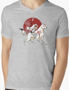 Monokami Mens V-Neck T-Shirt