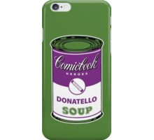 Donnie Soup iPhone Case/Skin