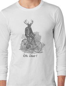 Oh Deer! Long Sleeve T-Shirt