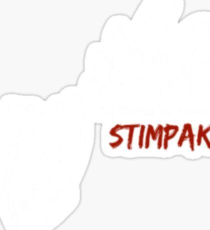 A LOT, of Stimpaks... Sticker