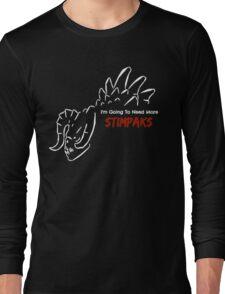 A LOT, of Stimpaks... Long Sleeve T-Shirt