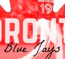 Toronto Blue Jays Canada Sticker