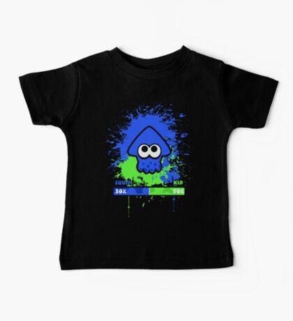 Kid or Squid Splatoon Baby Tee