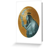 Within You Greeting Card