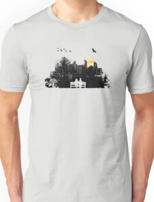 City Moonrise Unisex T-Shirt