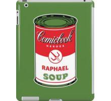 Raph Soup iPad Case/Skin