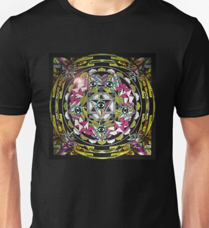 THE TEMPLE OF SOUL EYE MAN Unisex T-Shirt