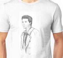 Castiel sketch a la season 4 Unisex T-Shirt