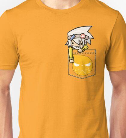 Soul Evans Chibi Pocket Unisex T-Shirt