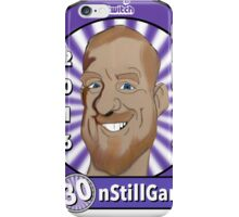 Help to get to twitch con 2016 iPhone Case/Skin