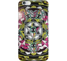 THE TEMPLE OF SOUL EYE MAN iPhone Case/Skin