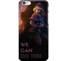 Spellthief Lux iPhone Case/Skin