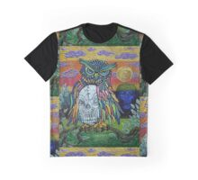 Sacred Skull Graphic T-Shirt