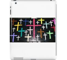 CROSSES OF FAITH iPad Case/Skin