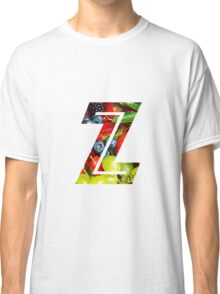 The Letter Z - Fruit Classic T-Shirt