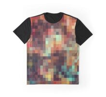 Nature Pixels No.11 Graphic T-Shirt