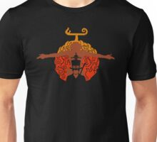 Portgas D Ace and Sabo The Fire User Unisex T-Shirt