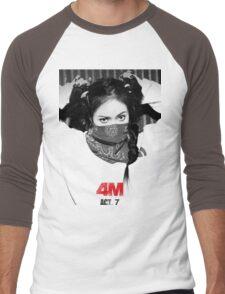Hyuna - Hate Men's Baseball ¾ T-Shirt