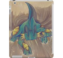 Muddy Water iPad Case/Skin