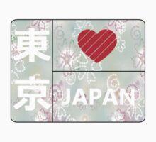 Love Tokyo Japan One Piece - Short Sleeve