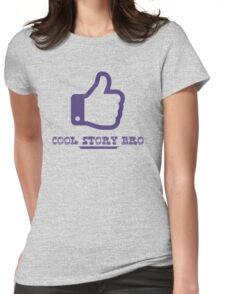 Trevor Story Cool Story Bro Womens Fitted T-Shirt