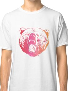 Colorful Bear  Classic T-Shirt