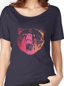 Colorful Bear  Women's Relaxed Fit T-Shirt