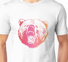 Colorful Bear  Unisex T-Shirt