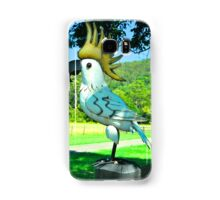 The Fence Cocky Samsung Galaxy Case/Skin