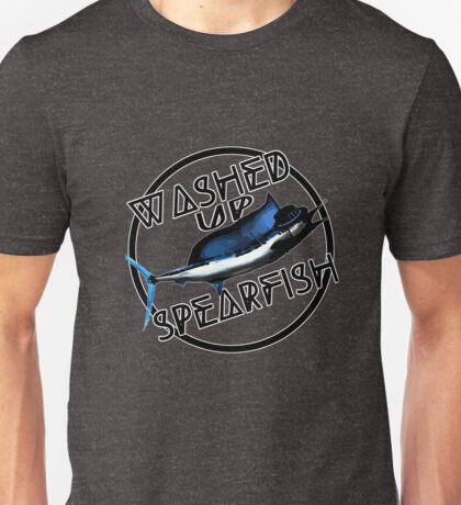 Washed Up Spearfish Unisex T-Shirt