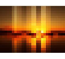 Nature Pixels No.19 Photographic Print