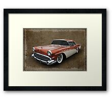 Classic Buick Framed Print