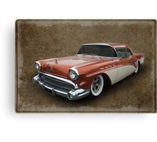 Classic Buick Canvas Print