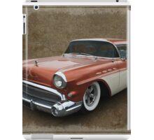 Classic Buick iPad Case/Skin