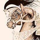 Bulven Horse by Curtiss Shaffer