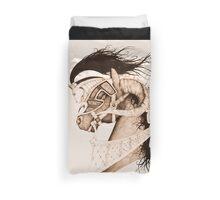 Bulven Horse Duvet Cover