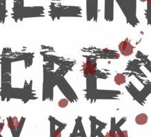 Rolling Acres RV Park Sticker