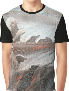 Abstract rocks Graphic T-Shirt