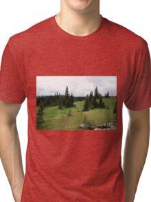 Lost Path Tri-blend T-Shirt