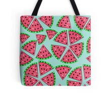 Watermelon Slice Party Tote Bag