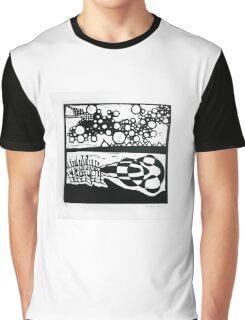 Jazz, linocut 1986 Graphic T-Shirt