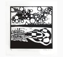 Jazz, linocut 1986 One Piece - Short Sleeve