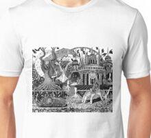 Rhino Dream Hand Unisex T-Shirt