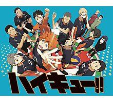 Haikyuu!! Anime Photographic Print